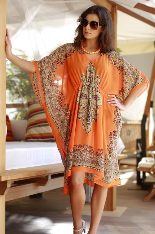 Пляжная одежда арт. Марокана 7631