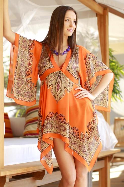Пляжная одежда арт. Марокана 7634