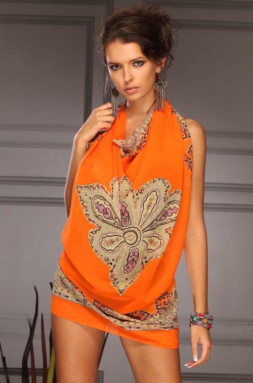 Пляжная одежда арт. Марокана 7630-1