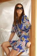 Пляжная одежда Аквамарин 7624