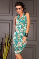 Пляжная одежда Аквамарин 7620